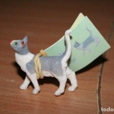 Figuras de Goma y PVC: GATO MINILAND. Lote 214664488