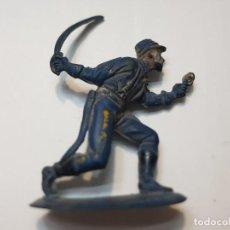 Figuras de Goma y PVC: FIGURA YANKEE EN GOMA DE PECH. Lote 214748516