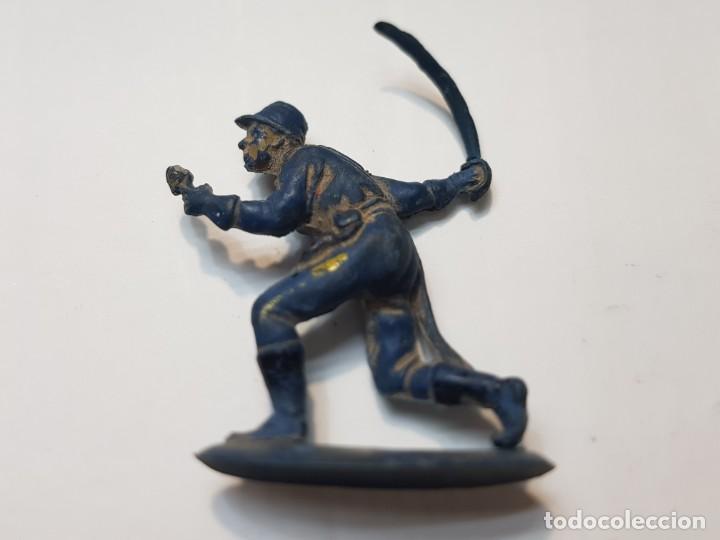 Figuras de Goma y PVC: Figura Yankee en Goma de Pech - Foto 2 - 214748516