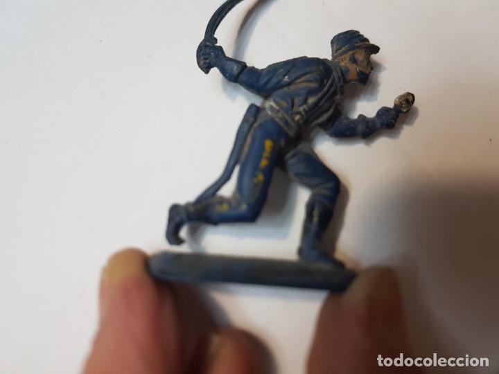 Figuras de Goma y PVC: Figura Yankee en Goma de Pech - Foto 5 - 214748516
