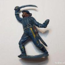 Figuras de Goma y PVC: FIGURA YANKEE EN GOMA DE PECH. Lote 214748761
