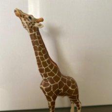 Figuras de Goma y PVC: FIGURA JIRAFA SCHLEICH. Lote 214905012