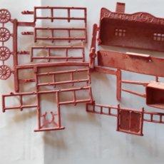 Figuras de Goma y PVC: MONTAPLEX- COLADA RANCHO DE LA PRADERA- PERTENCE AL SOBRE 322, COLOR FOTO. Lote 214994026