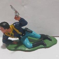 Figuras de Goma y PVC: SOLDADO SEPTIMO CABALLERIA LITTLE BIG HORN ORIGINAL REAMSA. Lote 215000825