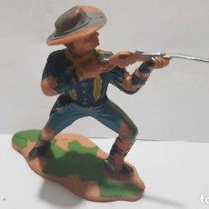 Figuras de Goma y PVC: SOLDADO FEDERAL SEPTIMO CABALLERIA LITTLE BIG HORN ORIGINAL REAMSA. Lote 215001260