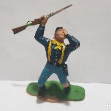 Figuras de Goma y PVC: SOLDADO HERIDO SEPTIMO CABALLERIA LITTLE BIG HORN ORIGINAL REAMSA. Lote 215041628