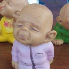 Figuras de Goma y PVC: BEBE ENFADADO. AÑOS 60-70. Lote 215146823