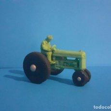 Figuras de Goma y PVC: TRACTOR REAMSA . SERIE RANCHO GRANDE.. Lote 215208835