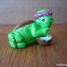 Figuras Kinder: FIGURA KINDER - TORTUGA. Lote 215422856