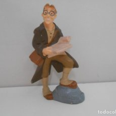 Figuras de Goma y PVC: FIGURA GOMA PVC BULLYLAND MADE IN GERMANY HARRY POTTER POTER HANDPAINTED PINTADO A MANO. Lote 215442341