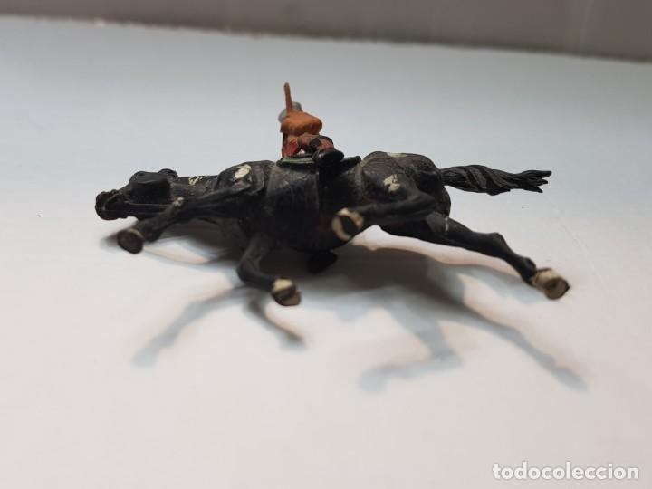 Figuras de Goma y PVC: Figura Vaquero con Rifle en Goma de Gama articulada - Foto 6 - 215482027