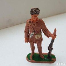 Figuras de Goma y PVC: FIGURA DANIEL BOONE COMANSI ESCASA. Lote 215566640