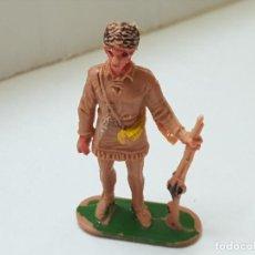 Figuras de Goma y PVC: FIGURA DANIEL BOONE COMANSI ESCASA. Lote 215566747