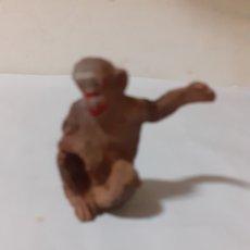 Figuras de Goma y PVC: FIGURA GOMA MONO SIMIO PECH,REAMSA,JECSAN. Lote 215675306