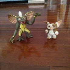 Figuras de Goma y PVC: GREMLIN Y MOGWAI GIZMO GOMA DURA O PVC DE LA WARNER BROS AÑOS 80. Lote 215798390