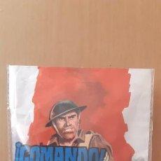 Figuras de Goma y PVC: SOBRE MONTAMAN O MONTAPLEX SIN ABRIR DE ¡ COMANDO ! ... ATACA. Lote 215827581