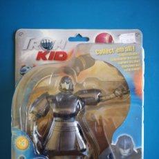 Figuras de Goma y PVC: IRON KID KHAN A ESTRENAR CON PRECINTO ORIGINAL. Lote 215876301