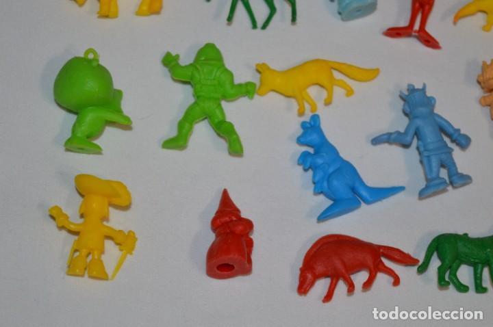 Figuras de Goma y PVC: Variadas colecciones / Lote de FIGURAS / FIGURITAS / Tipo/tamaño DUNKIN y SIMILARES - ¡Mira! Lote 05 - Foto 10 - 215894211