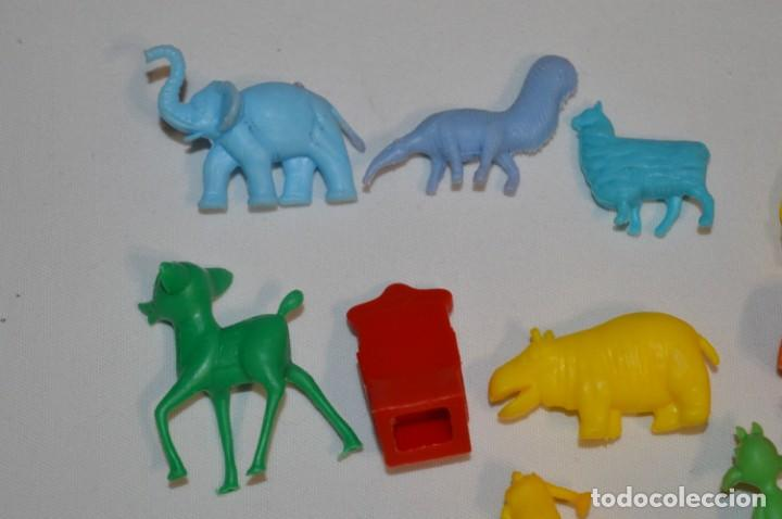 Figuras de Goma y PVC: Variadas colecciones / Lote de FIGURAS / FIGURITAS / Tipo/tamaño DUNKIN y SIMILARES - ¡Mira! Lote 06 - Foto 7 - 215895216