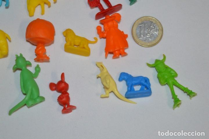 Figuras de Goma y PVC: Variadas colecciones / Lote de FIGURAS / FIGURITAS / Tipo/tamaño DUNKIN y SIMILARES - ¡Mira! Lote 06 - Foto 9 - 215895216