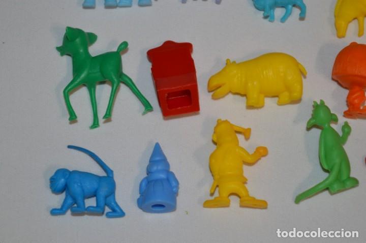 Figuras de Goma y PVC: Variadas colecciones / Lote de FIGURAS / FIGURITAS / Tipo/tamaño DUNKIN y SIMILARES - ¡Mira! Lote 06 - Foto 10 - 215895216