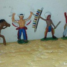 Figuras de Goma y PVC: LOTE DE FIGURAS DE REAMSA. Lote 216021297