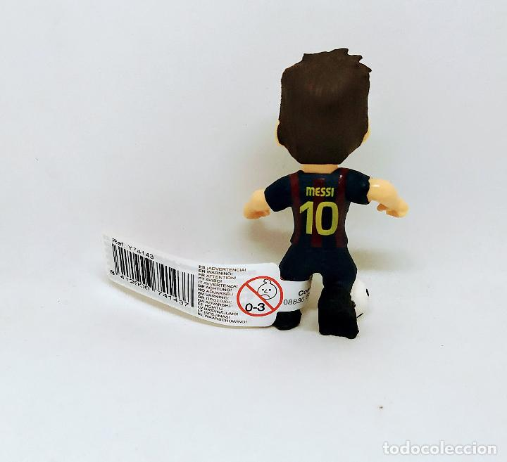 Figuras de Goma y PVC: Figura comansi Lionel Messi con barba Fútbol Club Barcelona nuevo con etiqueta - Foto 2 - 216422785