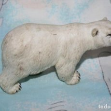 Figuras de Goma y PVC: MUÑECO FIGURA OSO SCHLEICH. Lote 216430493