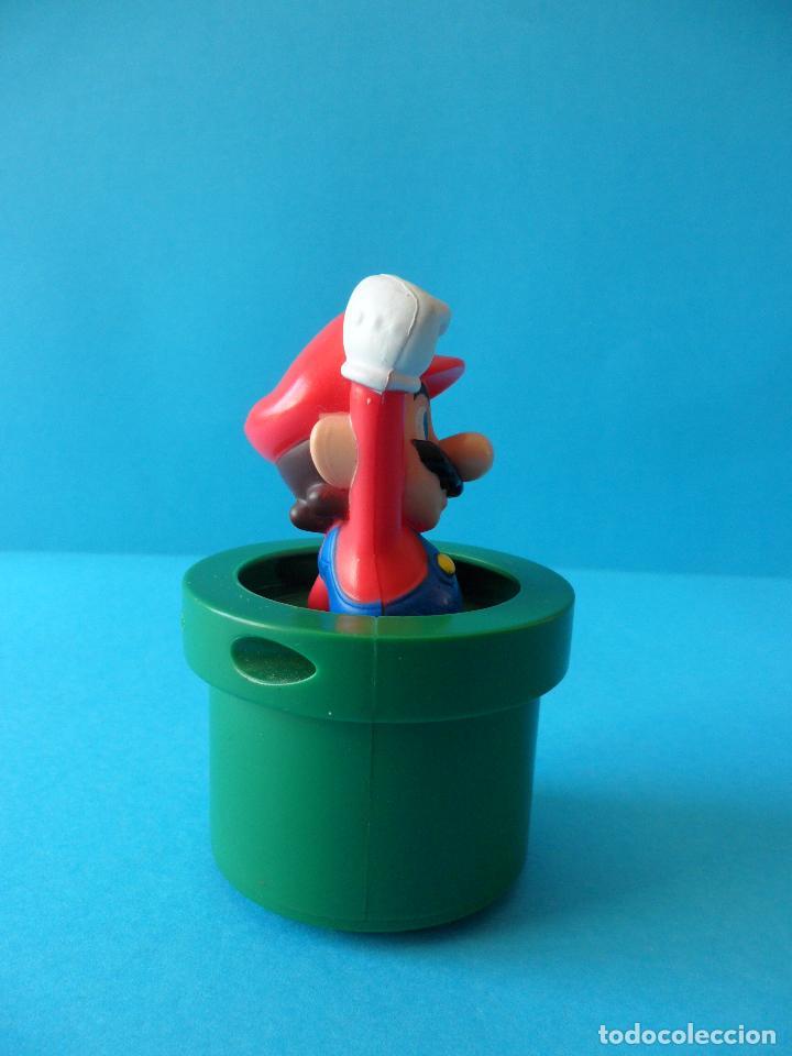 Figuras de Goma y PVC: Figura de Super Mario Bros - Mario - 2013 Nintendo - McDonalds - Foto 3 - 216499967