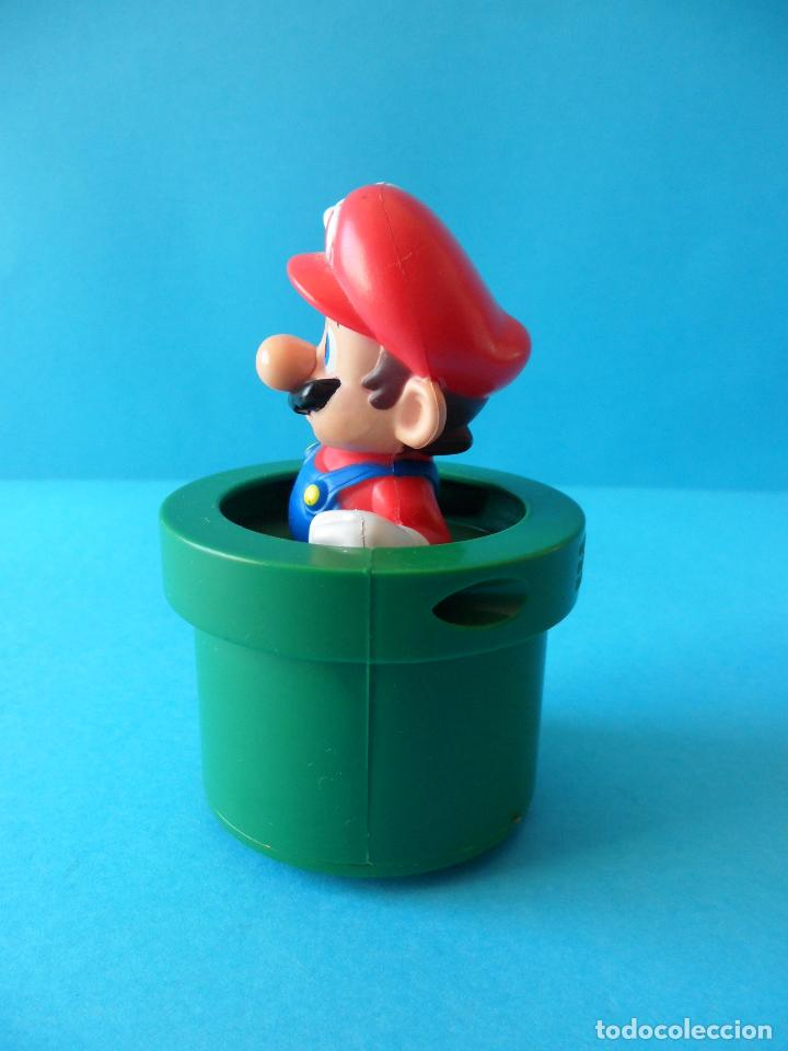 Figuras de Goma y PVC: Figura de Super Mario Bros - Mario - 2013 Nintendo - McDonalds - Foto 6 - 216499967