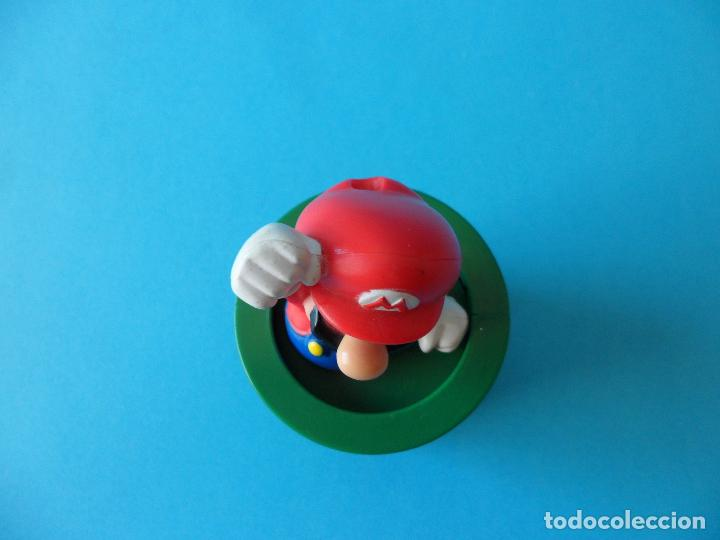 Figuras de Goma y PVC: Figura de Super Mario Bros - Mario - 2013 Nintendo - McDonalds - Foto 7 - 216499967