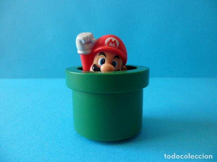 Figuras de Goma y PVC: Figura de Super Mario Bros - Mario - 2013 Nintendo - McDonalds - Foto 9 - 216499967