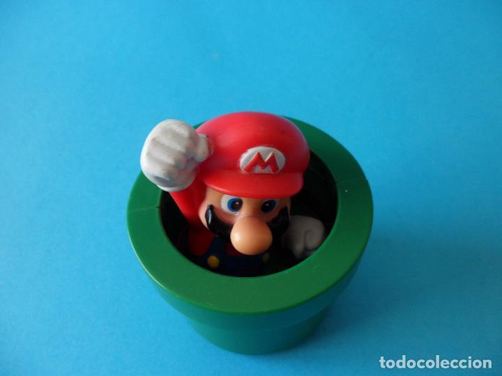 Figuras de Goma y PVC: Figura de Super Mario Bros - Mario - 2013 Nintendo - McDonalds - Foto 10 - 216499967