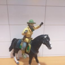 Figuras de Goma y PVC: FIGURA HÉROES OF THE WEST, JOSEPH MC COY, COMANSI. Lote 216557142