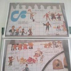 Figuras de Borracha e PVC: CATALOGO DE FOTOCOPIAS EN COLOR - DE COMICS SPAIN AÑOS 80 - C. Lote 216589283
