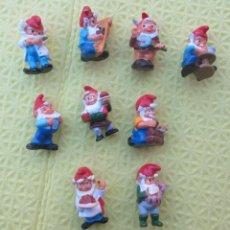 Figuras Kinder: SERIE DE 9 MUÑECOS KINDE. Lote 216641413