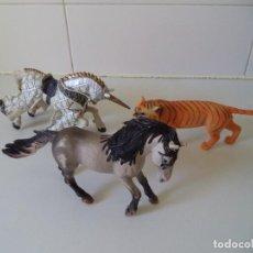 Figuras de Goma y PVC: LOTE DE 3 FIGURAS DE PVC.. Lote 216693937