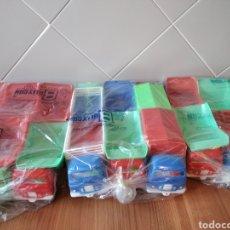 Figuras de Goma y PVC: LOTE DE 18 CAMIONES DE BULLYCAN EN BOLSA. Lote 216800350