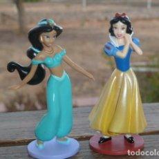 Figuras de Borracha e PVC: LOTE PRINCESAS DISNEY PVC. Lote 217162852