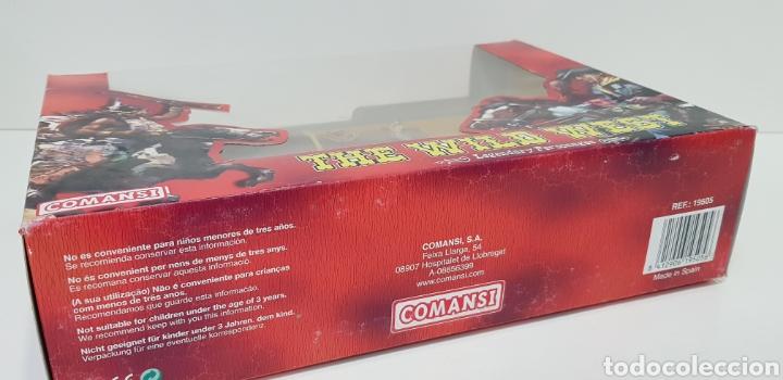 Figuras de Goma y PVC: THOMAS CROGHAM THE WILD WEST Figura PVC COMANSI Western OESTE con su Caja NUEVO Heroes WEST - Foto 5 - 217180661