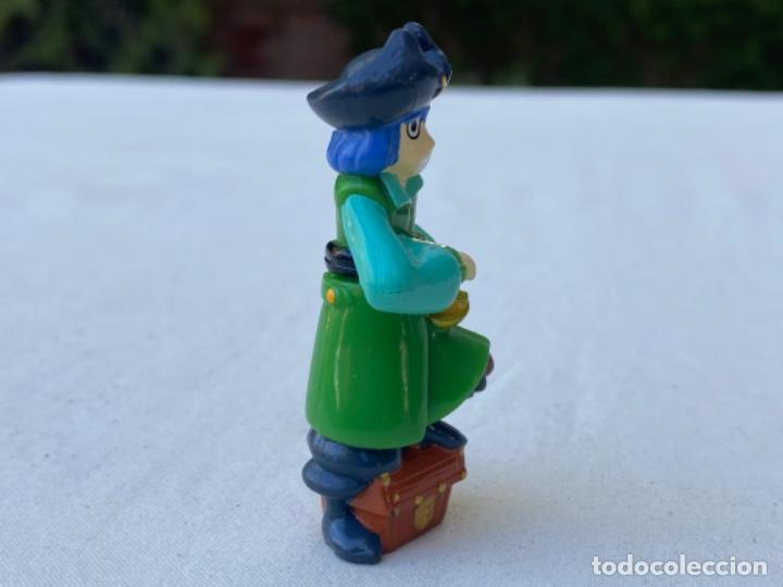 Figuras Kinder: Figura pirata kinder Sorpresa de la Colección Monsters & Pirates (Monstruos y Piratas) MPG NV105 - Foto 3 - 217187547