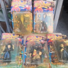 Figuras de Goma y PVC: 5 BLISTERS COLECCIONABLES PERSONAJE HARRY POTTER MAGIC SERIES. MADE IN CHINA 12 CTMOS. Lote 217271663
