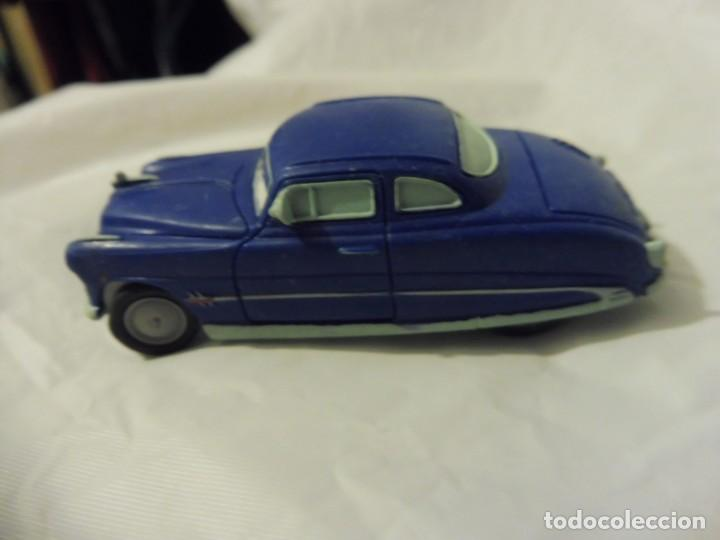 Figuras de Goma y PVC: Bullyland figura goma pvc Disney Pixar Cars coche Doc Hudson con etiqueta - Foto 5 - 217281381