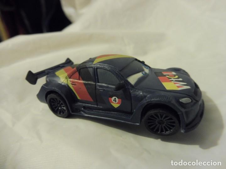 BULLYLAND FIGURA GOMA PVC DISNEY PIXAR CARS COCHE MAX SCHNELL CON ETIQUETA (Juguetes - Figuras de Goma y Pvc - Bully)