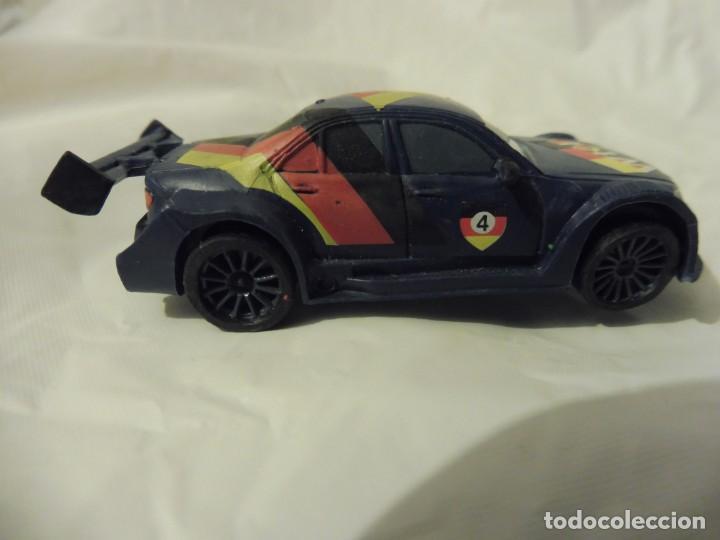 Figuras de Goma y PVC: Bullyland figura goma pvc Disney Pixar Cars coche Max Schnell con etiqueta - Foto 4 - 217281770