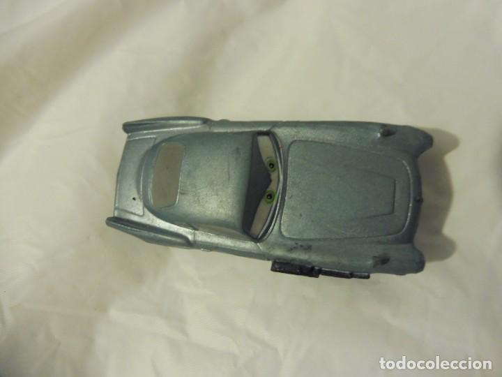 Figuras de Goma y PVC: Bullyland figura goma pvc Disney Pixar Cars coche Finn Mc Missile con etiqueta - Foto 3 - 217281857