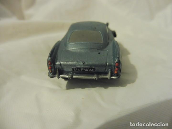 Figuras de Goma y PVC: Bullyland figura goma pvc Disney Pixar Cars coche Finn Mc Missile con etiqueta - Foto 4 - 217281857
