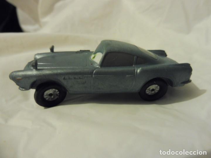 Figuras de Goma y PVC: Bullyland figura goma pvc Disney Pixar Cars coche Finn Mc Missile con etiqueta - Foto 5 - 217281857