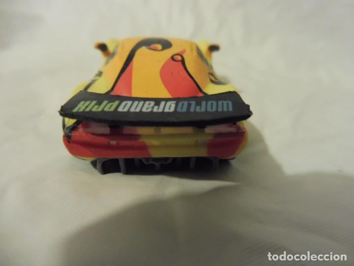 Figuras de Goma y PVC: Bullyland figura goma pvc Disney Pixar Cars coche Miguel Camino con etiqueta - Foto 4 - 217282268
