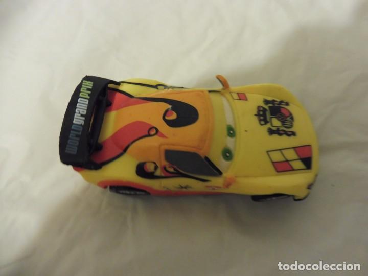 Figuras de Goma y PVC: Bullyland figura goma pvc Disney Pixar Cars coche Miguel Camino con etiqueta - Foto 5 - 217282268